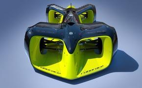 Картинка car, wallpaper, race, speed, electric, racing, technology, electric car, bold design, Formula E, artificial intelligence, …