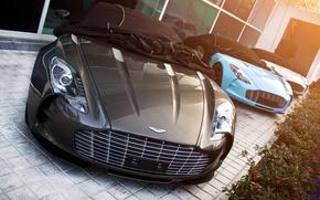 Картинка Aston Martin, One-77, supercars