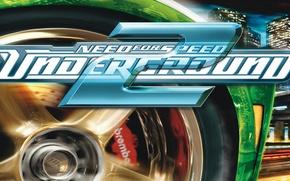 Картинка Машина, Car, NFS, Game, Need For Speed, Underground 2