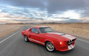 Картинка Shelby, Classic, GT500CR, Recreations