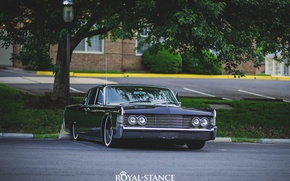 Картинка Lincoln, Classic, Low, OLD