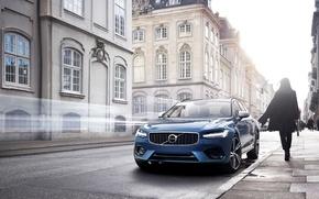 Обои вольво, S90, Volvo