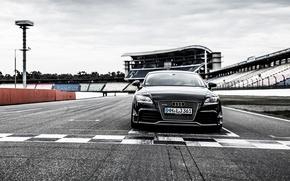 Картинка Audi, ауди, купе, черная, Black, Coupe, 2015, HPerfomance