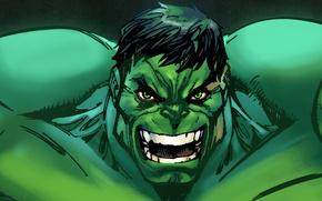 халк, The Hulk, супергерой, коллекционная карточка steam, Marvel Heroes, marvel обои