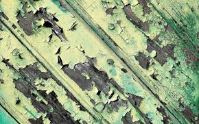 Картинка трещины, дерево, краска, цвет