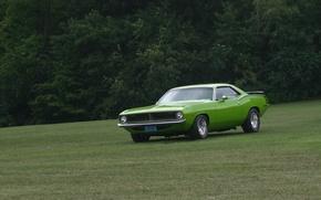 Обои muscle car, 340, Barracuda, Plymouth