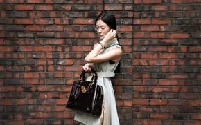 Картинка девушка, модель, актриса, азиатка, k-pop, Южная корея, Lee Clara