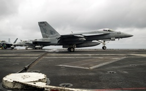 Картинка оружие, армия, FA-18E Super Hornet, USS George Washington (CVN 73)