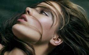 Картинка девушка, волосы, макияж, 152