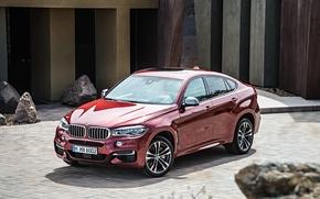 Картинка BMW, F16, 2014, 50d