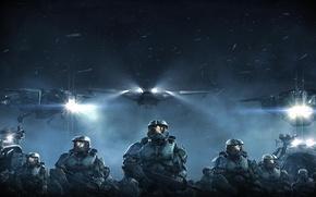 Обои Halo, Wars, Action