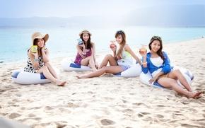 Картинка музыка, девушки, азиатки, Sistar, K-pop, Южная корея
