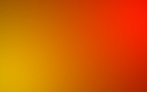 Обои ярко, фон, по гауссу, переход, оранжевый