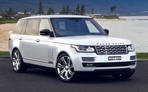 Обои Vogue, ленд ровер, рендж ровер, Land Rover, Range Rover, вог