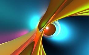 Картинка свет, шар, yo-yo
