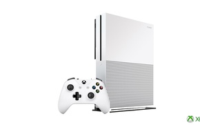 Картинка Microsoft, logo, game, White, Xbox, controller, launch, joystick, video game, console, technology, Xbox One, high …