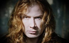 Картинка музыка, гитарист, Trash Metal, Dave Mustaine, Megadeth