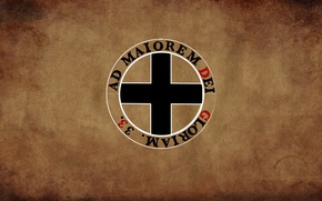 Картинка desktop, wallpaper, black, cross, old, textures, rendering, paper, numbers, latin, Christ, Jesus, Jesus Christ, Redeemer