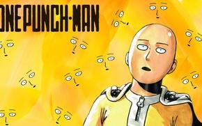 Картинка hard, anime, One-Punch