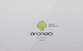 Картинка android, wallpapers, galaxy
