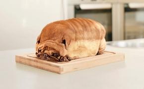 Картинка Кухня, хлебушек
