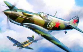 Картинка aircraft, war, airplane, aviation, dogfight, german aircraft, ww1