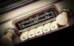 Картинка машина, радио, приёмник