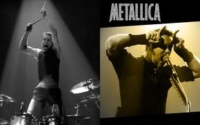 Картинка музыка, сцена, music, концерт, рога, микрофон, актёр, Rock, музыкант, электрогитара, Рок, певец, Metallica, поэт, трэш-метал, …