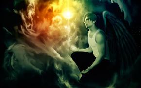 Картинка Леон скотт кеннеди, обитель зла, биохазард , ангел