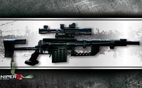 Картинка винтовка, M200, sniper ghost warrior