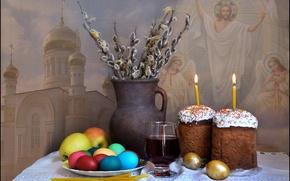 Картинка праздник, весна, натюрморт