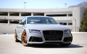 Картинка Audi, Series, Track, ADV, RS7, Spec, 10R