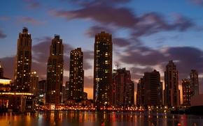 Картинка пейзаж, город, Dubai