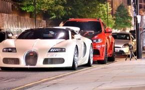 Картинка bmw, Bugatti, hamann, cabrio, x6m, veuron