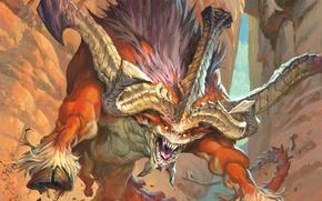 Картинка Magic: The Gathering, Jesper Ejsing, Marauding Maulhorn, Рогач-Опустошитель