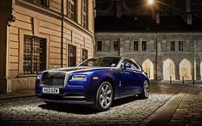 Обои роллс-ройс, Rolls-Royce, Wraith, Coupe, врайт