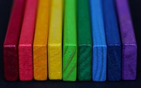 Обои цвет, форма, текстура