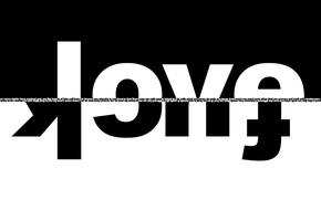 Картинка Любовь, Чернобелая, Нелюбовь