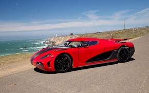 Картинка жажда, Koenigsegg, Red, NFS, Speed, Agera R, 2014, For, Need, скорости
