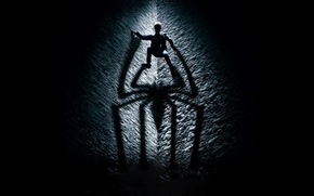 Обои The Amazing Spider-Man, Andrew Garfield, Новый Человек-паук, Эндрю Гарфилд
