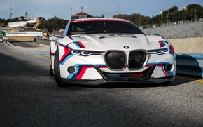 Картинка бмв, BMW, суперкар, CSL, 2015, хоммадж, Hommage R