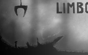 Картинка игра, Game, Playdead, Limbo