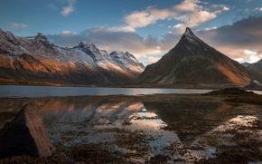 Картинка Норвегия, Norway, Lofoten Island