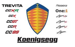 Картинка agera, koenigsegg, ccx, regera, one:1