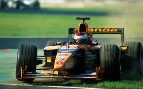 Картинка 2000, Formula 1, Monza, Arrows, Jos Verstappen