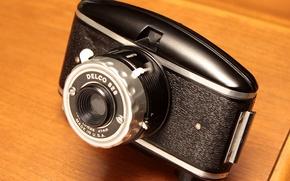 Картинка макро, камера, Delco 828