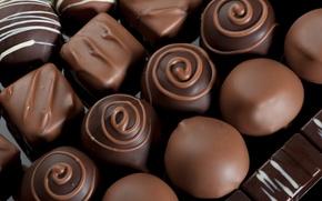 Обои еда, шоколад, конфеты, десерт, сладкое