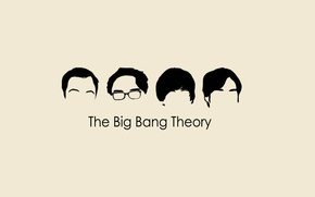 Обои теория большого взрыва, актеры, Леонард, Радж, Говард, Шелдон