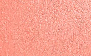 Картинка стена, текстура, фон на рабочий, Light Red Colored Painted Wall texture