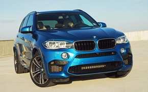 Обои X5 M, F85, кроссовер, BMW, бмв